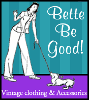 Bette Be Good Vintage Clothing and Jewelry